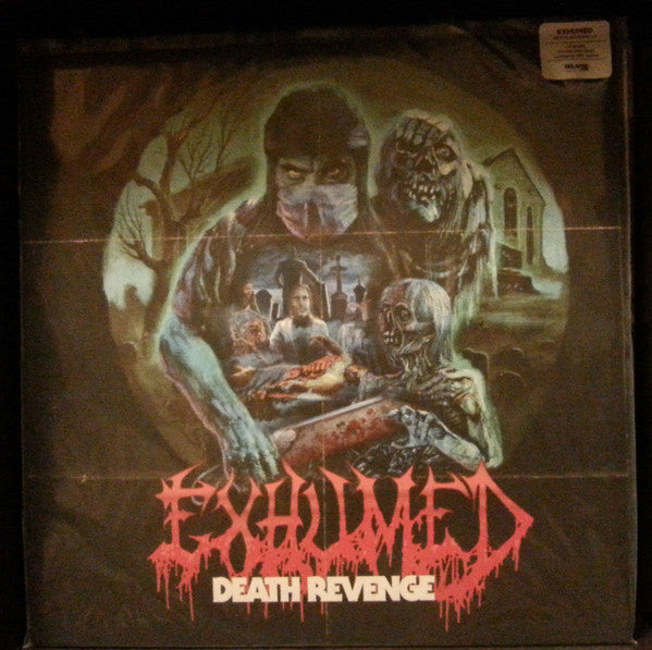 Exhumed - Death Revenge (CD)