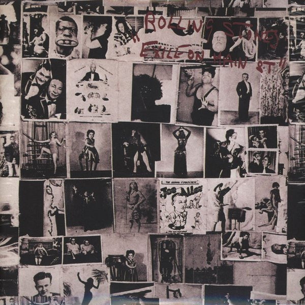 Rolling Stones - Exile On Main St. (2xLP)