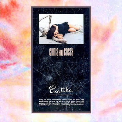 Chris & Cosey - Exotika (LP, transparent violet vinyl)