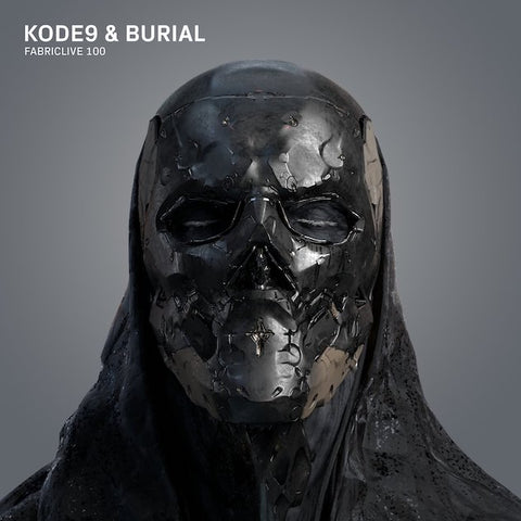Kode9 & Burial - Fabriclive 100 (4xLP)