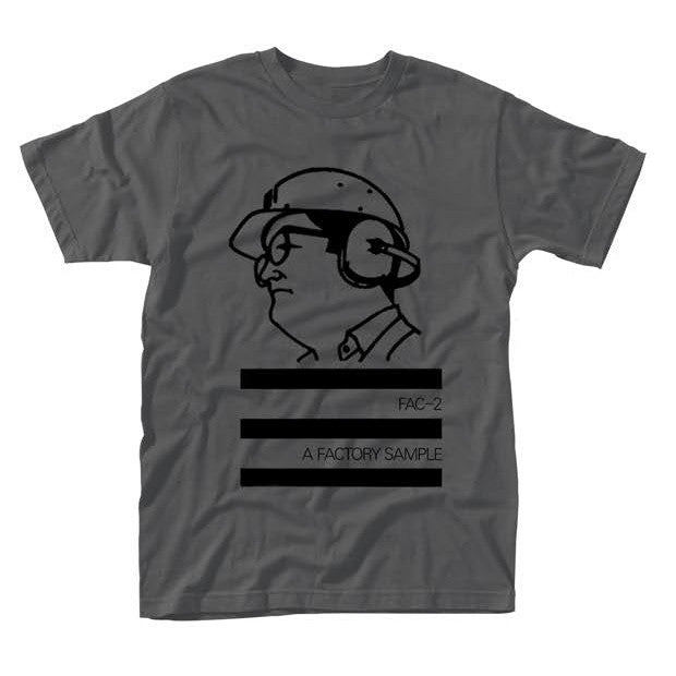 [T-Shirt] - Factory 251 A Factory Sample /  Grey