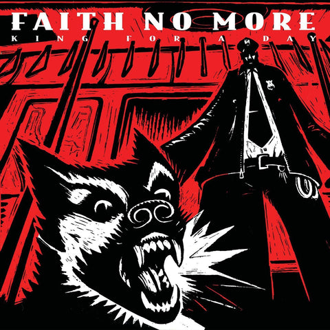 Faith No More - King For A Day...Fool For A Lifetime (2xLP, 2016 Reissue)