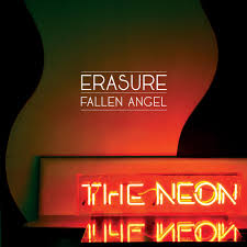 "Erasure - Fallen Angel (12"", orange vinyl)"