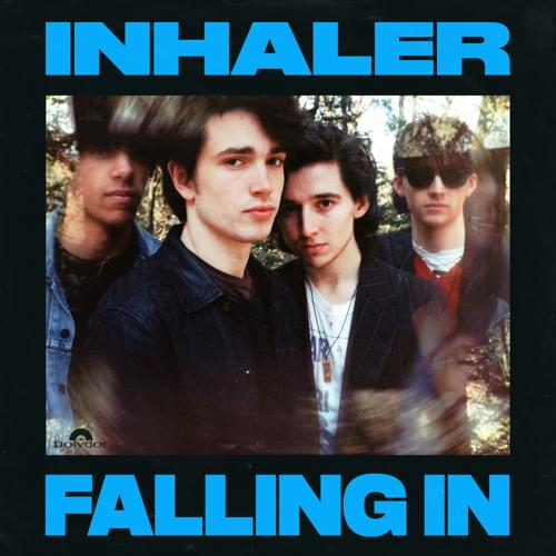 "Inhaler - Falling In (7"", blue vinyl)"
