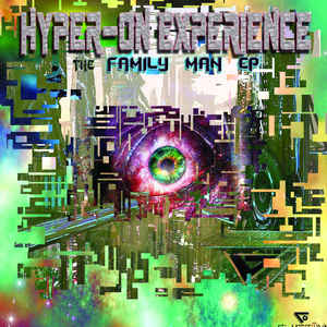 "Hyper On Experience - The Family Man EP (12"")"