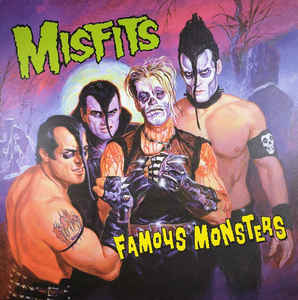 Misfits - Famous Monsters (LP)