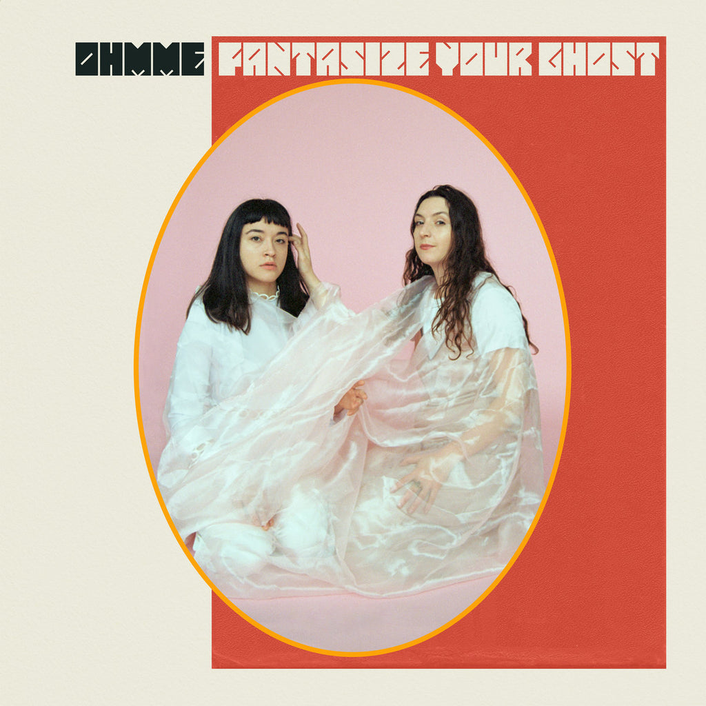 Ohmme - Fantasize Your Ghost (LP, spectral blue vinyl)