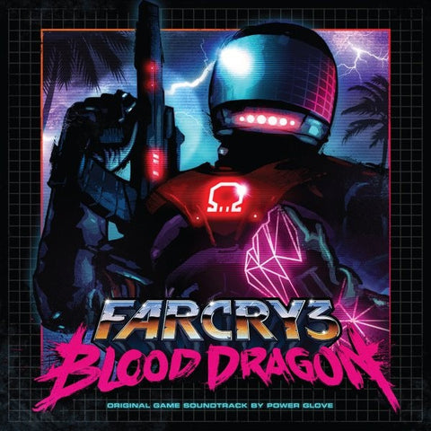 Power Glove - Far Cry 3: Blood Dragon Soundtrack (2xLP)
