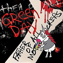 Green Day - Father Of All (LP, limited edition cloudy red vinyl)
