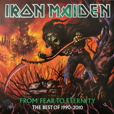 Iron Maiden - From Fear To Eternity: The Best Of 1990-2010 (3xLP)