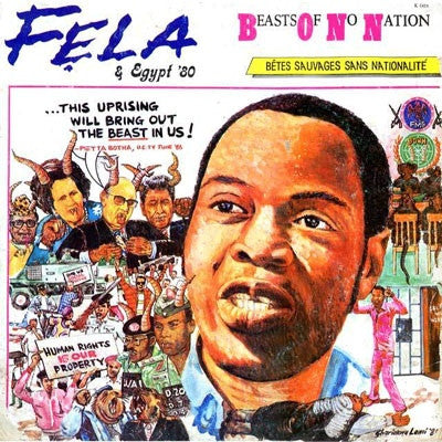 Fela Kuti & Egypt 80 - Beasts Of No Nation