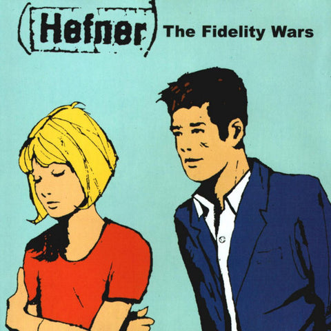 Hefner - The Fidelity Wars (LP)