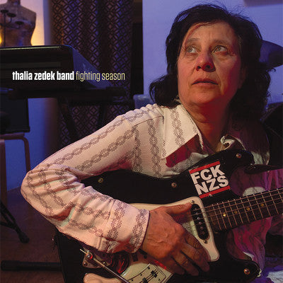 Thalia Zedek Band - Fighting Season (LP, purple vinyl)