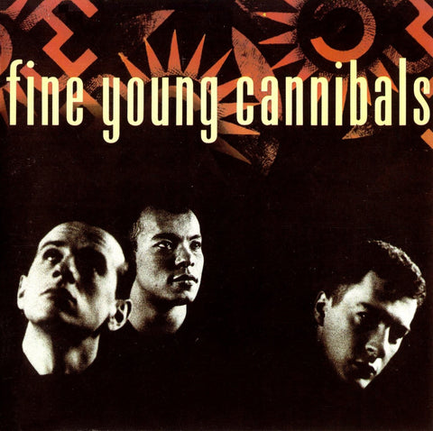 Fine Young Cannibals - s/t (LP, 35th anniversary edition, red vinyl)