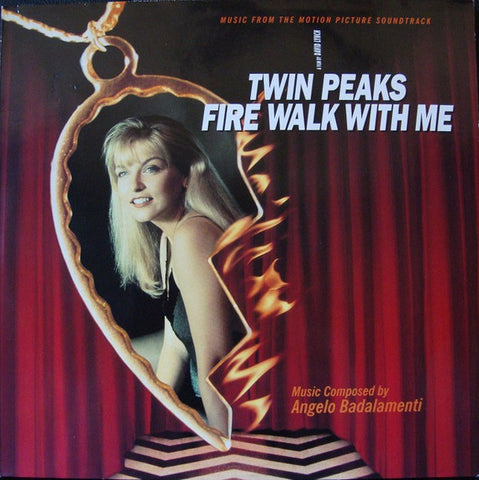 Angelo Badalamenti - Twin Peaks: Fire Walk With Me OST LP