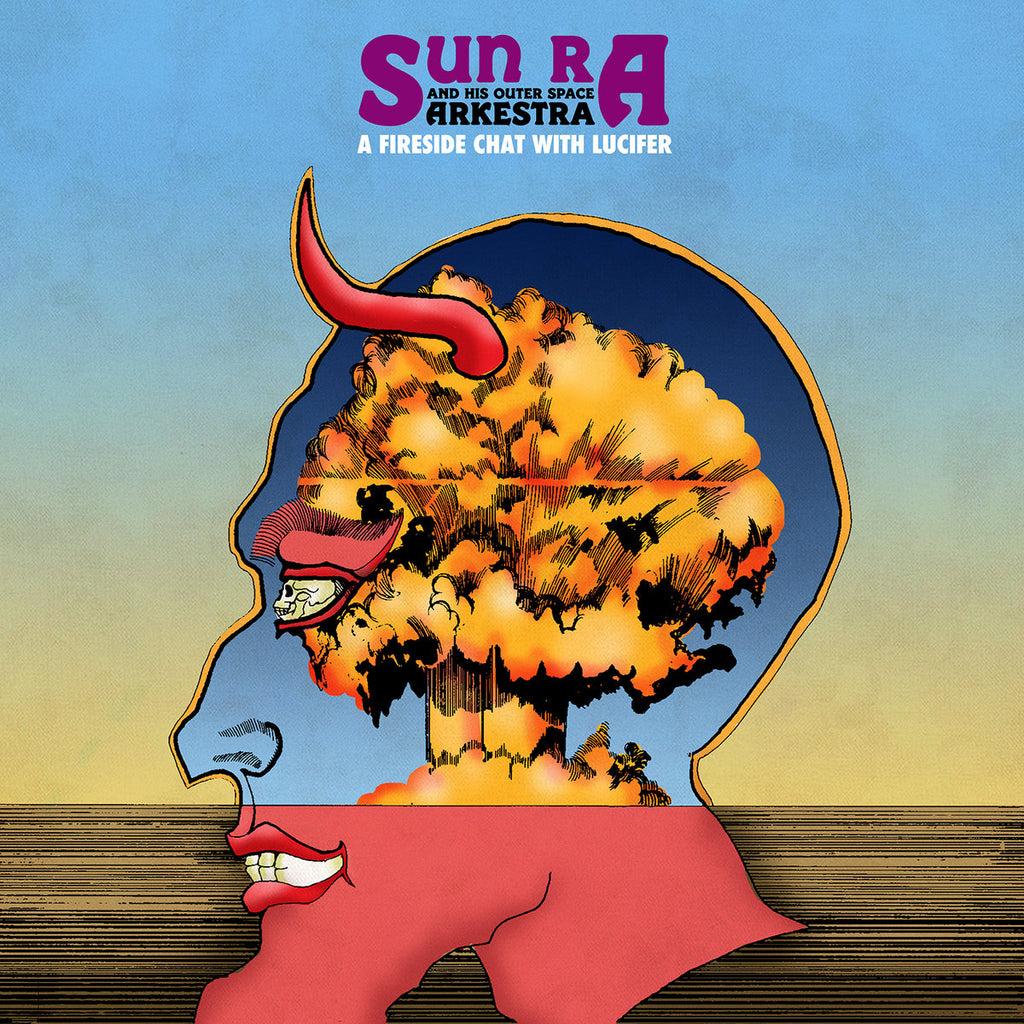 Sun Ra And His Outer Space Arkestra - A Fireside Chat With Lucifer (LP)