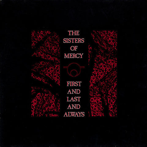 Sisters Of Mercy - First And Last And Always (LP)