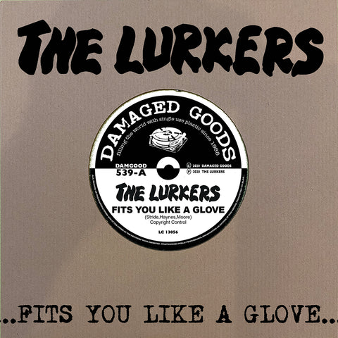 "The Lurkers - Fits You Like A Glove (7"", yellow vinyl)"