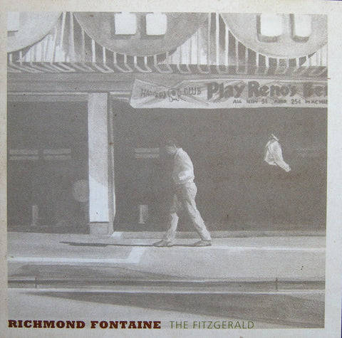Richmond Fontaine - The Fitzgerald (LP)