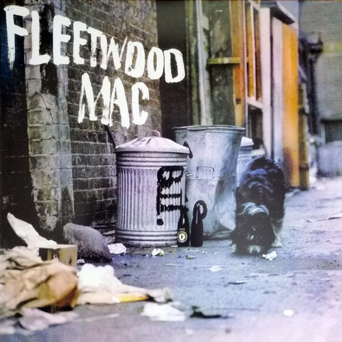 Peter Green's Fleetwood Mac - s/t (LP, transparent blue vinyl)