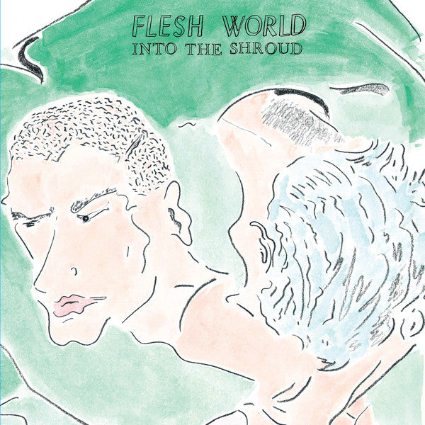 Flesh World ‎– Into The Shroud (LP)