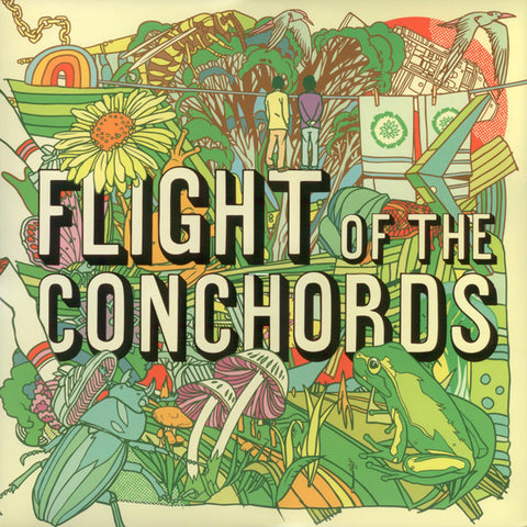 Flight Of The Conchords - Flight Of The Conchords (LP, 2016 Reissue)