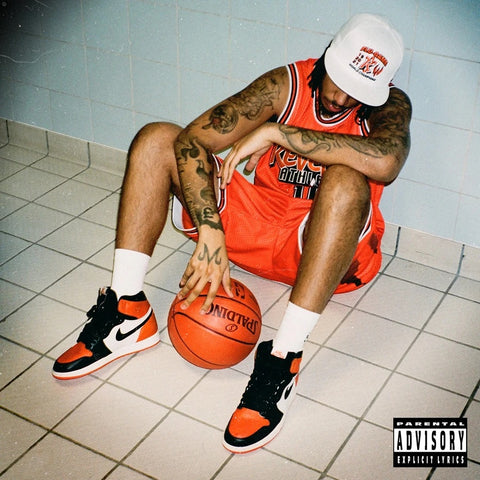 AJ Tracey - Flu Game (2xLP, indies-only orange vinyl)
