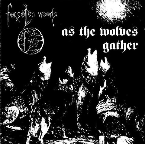 Forgotten Woods - As The Wolves Gather (CD)