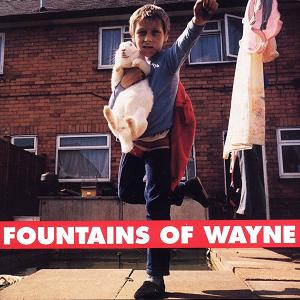 Fountains Of Wayne - s/t (LP, red vinyl)