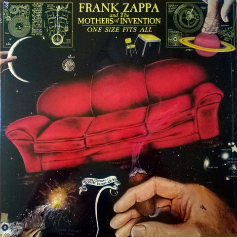 Frank Zappa And The Mothers Of Invention - One Size Fits All (LP, 180gm)