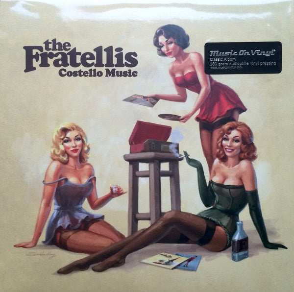 Fratellis, The - Costello Music (LP, 180gm)