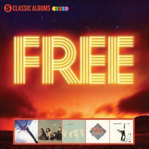 Free - 5 Classic Albums (5xCD)