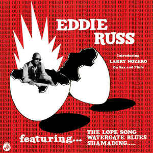 Eddie Russ - Fresh Out (LP, coloured vinyl)