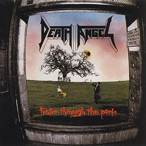 Death Angel - Frolic Through The Park (2xLP, silver vinyl)