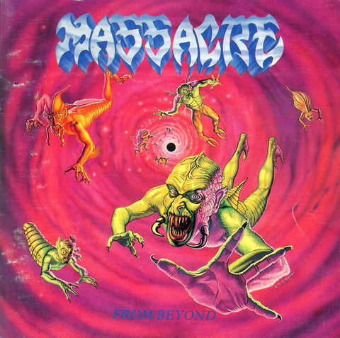 Massacre - From Beyond (LP, FDR remaster)