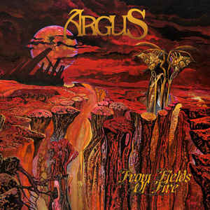 Argus - From Fields Of Fire (CD)