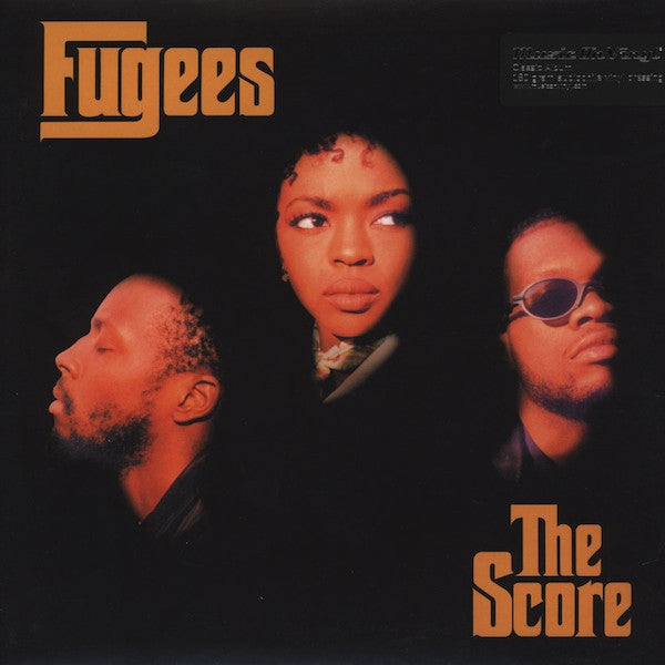 Fugees - The Score (2xLP, orange vinyl)