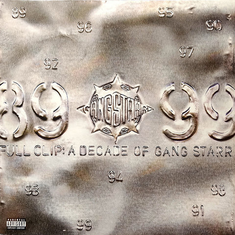 Gang Starr - Full Clip: A Decade Of Gang Starr (2xCD)