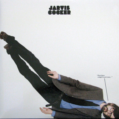 "[RSDBF20] Jarvis Cocker - Further Complications (LP+12"", white vinyl/etched vinyl)"