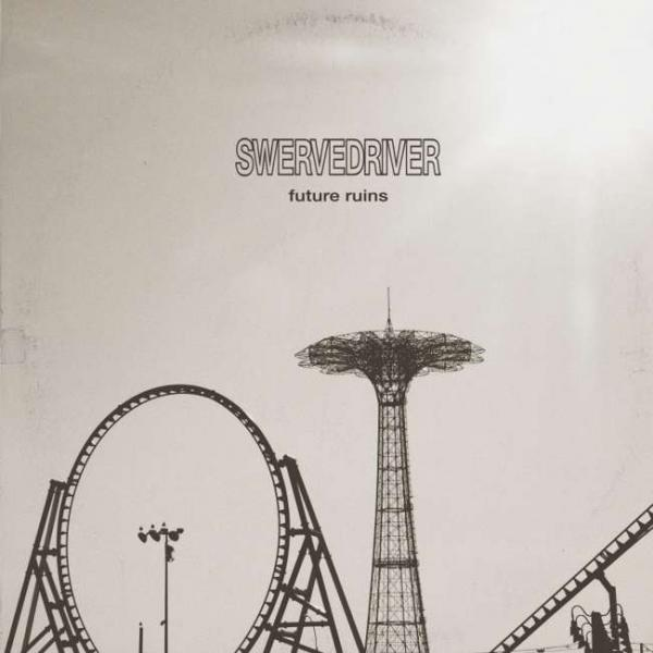 Swervedriver - Future Ruins (LP, red vinyl)