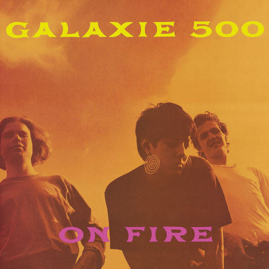 Galaxie 500 - On Fire (LP, Reissue)