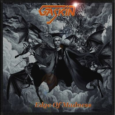 Gaskin - Edge Of Madness CD