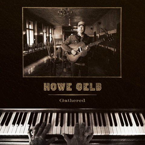 Howe Gelb - Gathered (LP, gold vinyl)