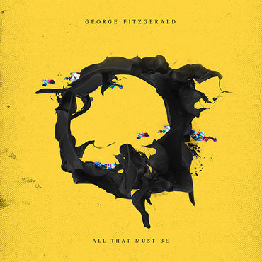 George FitzGerald - All That Must Be (2xLP, Indie Excl. yellow vinyl)
