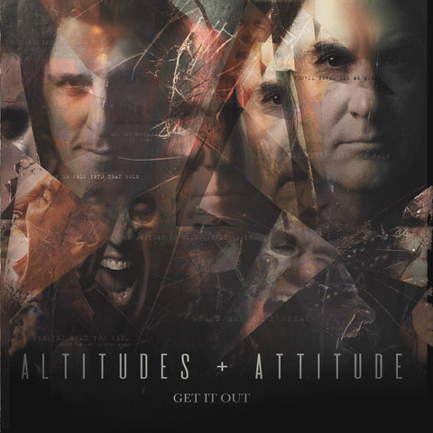 Altitudes + Attitude - Get It Out (LP, beige and brown splatter vinyl)