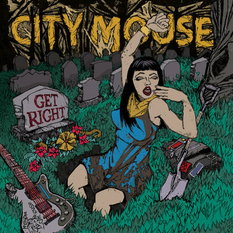 City Mouse - Get Right (LP)
