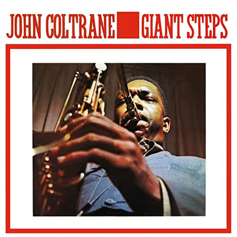 John Coltrane - Giant Steps (2xLP, deluxe edition)