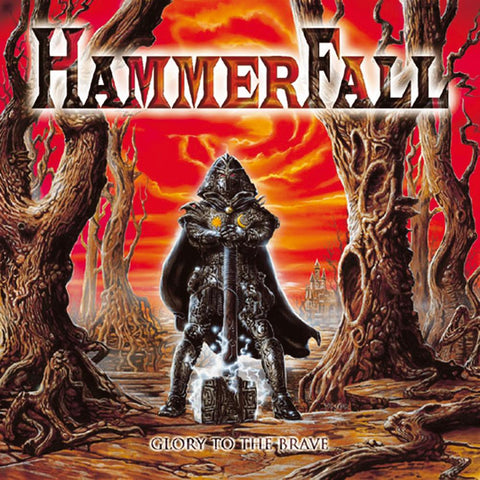 PRE-ORDER - HammerFall - Glory To The Brave: 20 Year Anniversary Edition (2xLP)