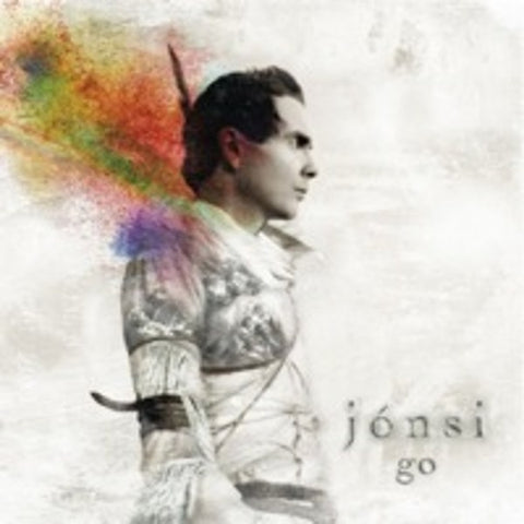 Jónsi - Go (LP, clear red vinyl)