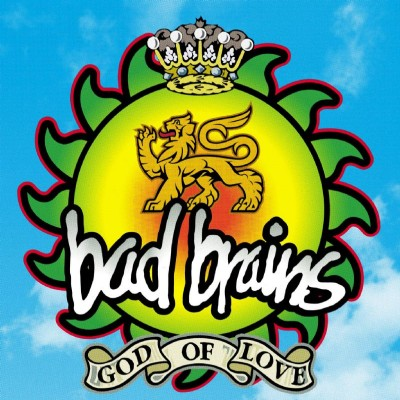 Bad Brains - God Of Love (LP, coloured vinyl)